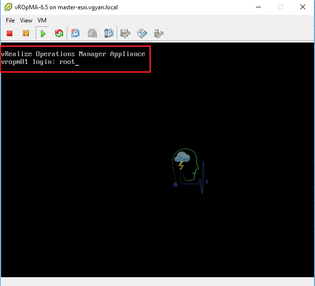 vRealize Part 7 - Enable SSH on vROPS - vGyan in