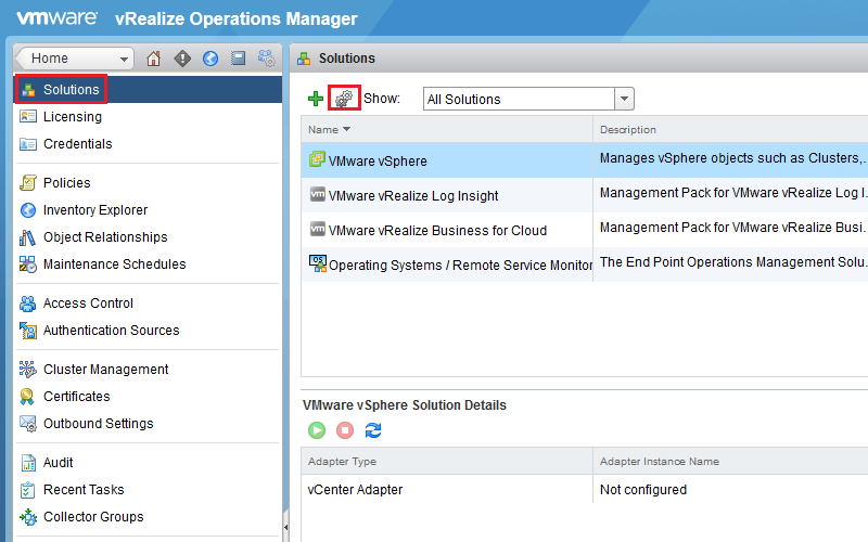 vRealize Part 4 - Add vCenter Adapter to vROPS - vGyan in