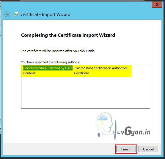 Horizon View 7 5: Replace SSL certificate on View Security Server